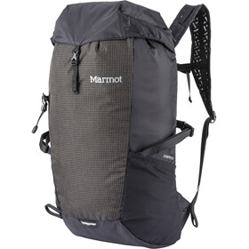 Marmot Kompressor Sac à dos 18l, black/slate grey